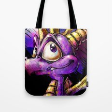 Spyro the Dragon Tote Bag
