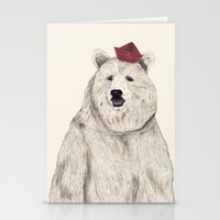 Oso Padre Stationery Cards