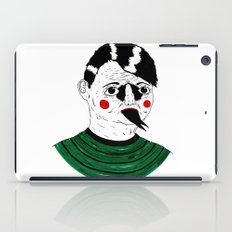 Snake Kid iPad Case