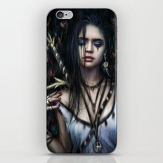In the Rose Garden iPhone & iPod Skin