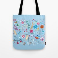 Flower_3 Tote Bag