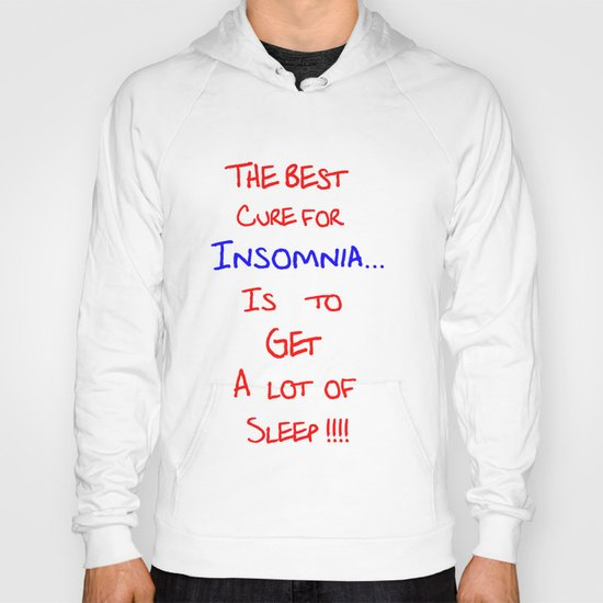 The best cure for... Hoody