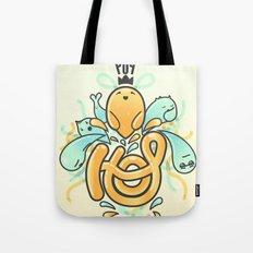 Hop Pop ! Tote Bag
