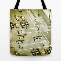 Escher Intersection Tote Bag