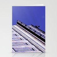 Looking Towards The Blue… Stationery Cards