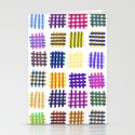 Marker Hash Stationery Cards