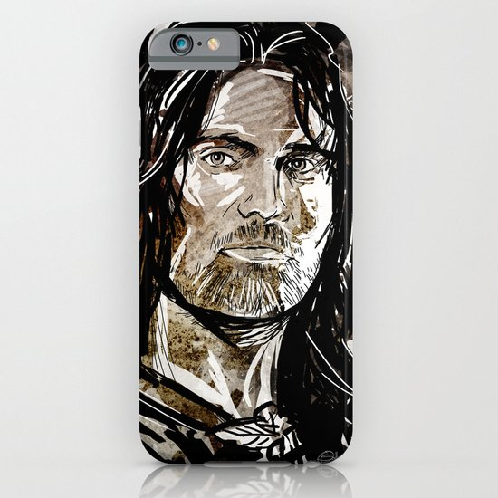 Aragorn iPhone & iPod Case