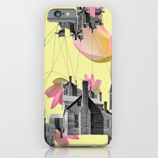 Filled with city iPhone & iPod Case