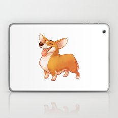Corgi Laptop & iPad Skin