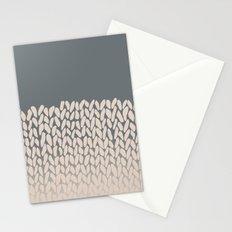 Half Knit Ombre Nat Stationery Cards