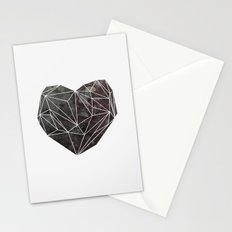 Heart Graphic 4 Stationery Cards