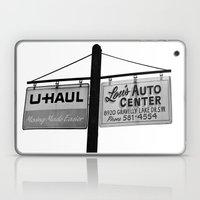 Lou's Auto Center Laptop & iPad Skin
