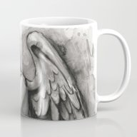 Weeping Angel Watercolor… Mug