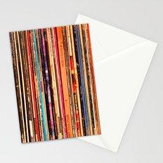 Vinyl Stationery Cards