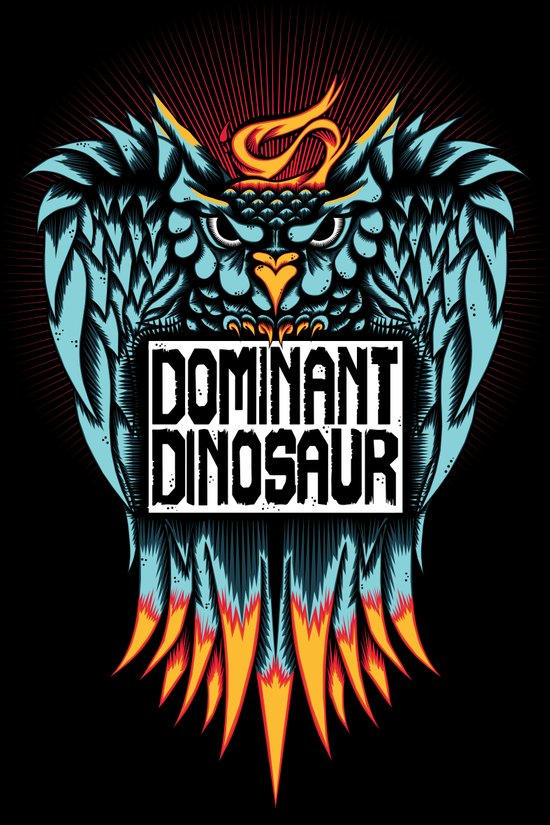 Dominant Owl Art Print