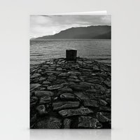 'Loch Ness Mooring' Stationery Cards