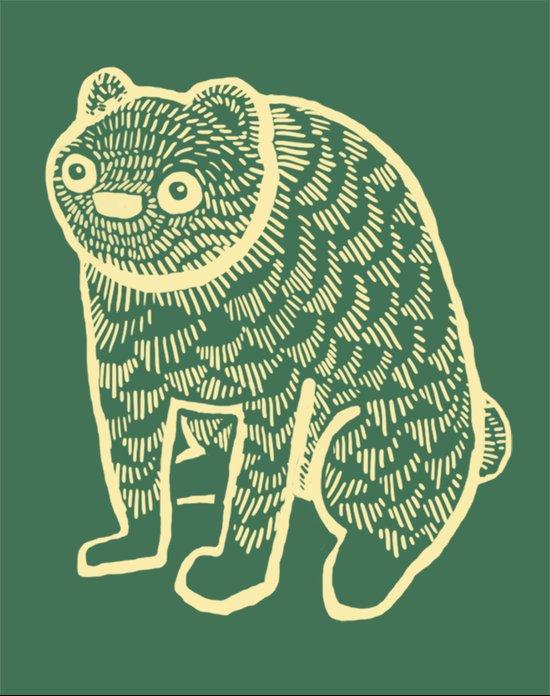 Sort of Bear Art Print
