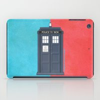 10th Doctor - DOCTOR WHO iPad Case