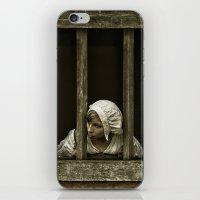 I Want My Freedom iPhone & iPod Skin