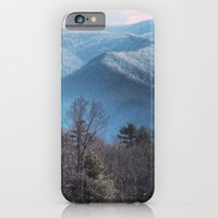 Blue Mountains iPhone 6 Slim Case