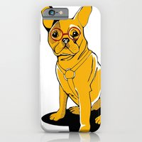 iPhone & iPod Case featuring Frenchie by andiroses