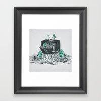 Rifacciamoci Framed Art Print