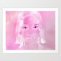 Don't Forget Me Art Print