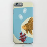 iPhone & iPod Case featuring Hector by Rachel Russell