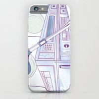 iPhone & iPod Case featuring HIFI by Dega Studios