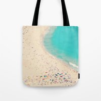 beach love III - Nazare Tote Bag