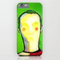 HIDDEN FACE iPhone 6 Slim Case