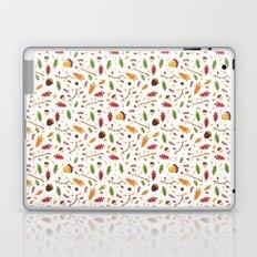 Autumn pattern Laptop & iPad Skin