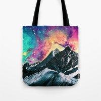 Darling Mountains Tote Bag