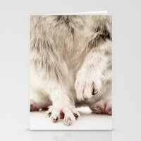 Chinchilla Hands = The Cutest Hands Stationery Cards