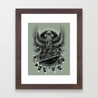 Dream Quest II Framed Art Print