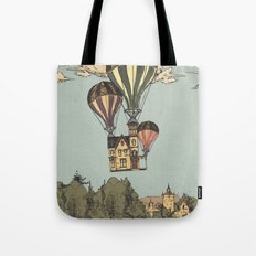 Steam UP Tote Bag