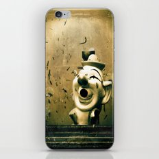 Clown Games iPhone & iPod Skin