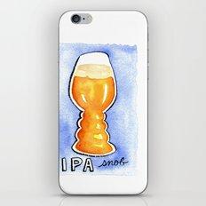 IPA Snob iPhone & iPod Skin