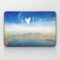 I love Rio iPad Case