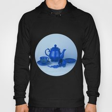 Blue Tea Party Madness -… Hoody