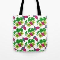 Jamaican Botanicals - Cerasee (lunar) Tote Bag