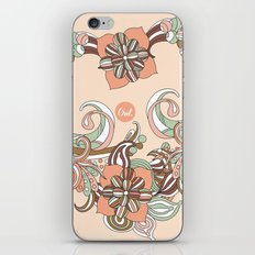 out heart iPhone & iPod Skin