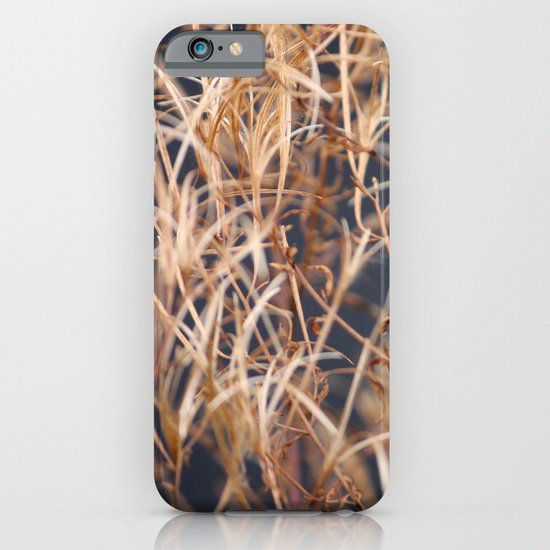 Dry Grass iPhone & iPod Case