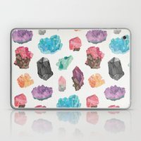 Raw Gems Laptop & iPad Skin