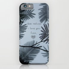 Dear Nature Slim Case iPhone 6s