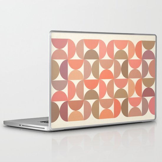 Half Laptop & iPad Skin