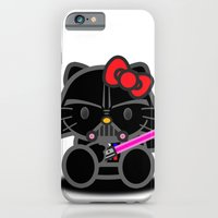 Dark Kitten iPhone 6 Slim Case