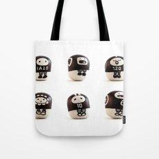 stoneheads 001 Tote Bag