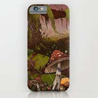 A Forest Alive iPhone 6 Slim Case