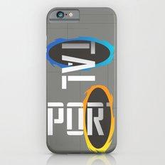 POR---TAL iPhone 6 Slim Case